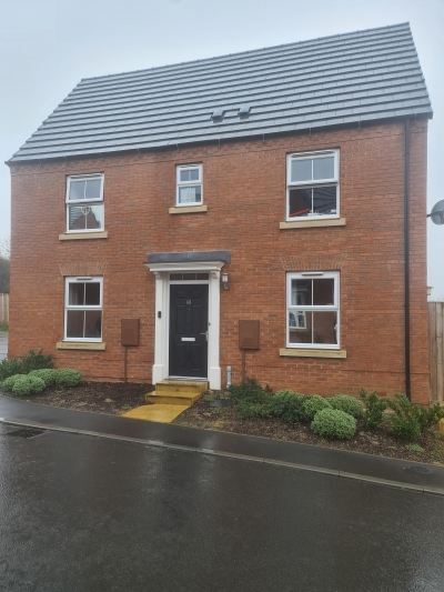 Large 3 bed house kibworth want to swap for 3 bed market harborough